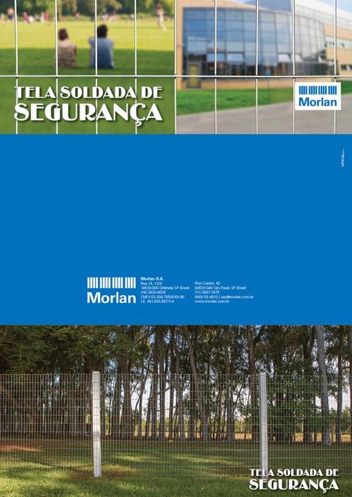 Manual de Instalação – Tela Soldada de Segurança