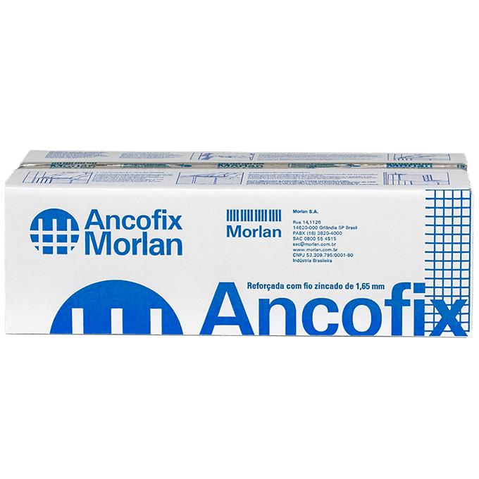 Tela Soldada Para Ligação de Alvenaria – Estrutura Ancofix