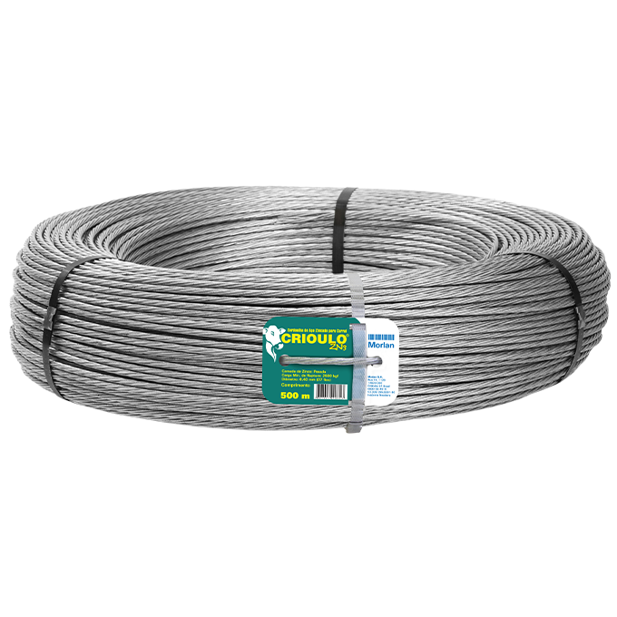 Wire Rope Crioulo ZN3®