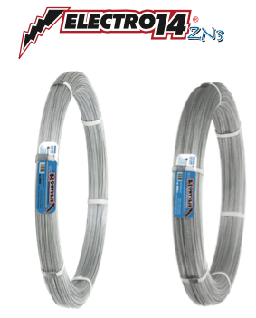 Barbed Wire to Electric Fence – Electro 14 ZN3®